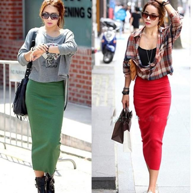 17 Best images about Pencil Skirt Outfits on Pinterest | Long ...
