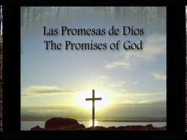 Matthew Chapter 6 (NIV) Las Promesasde Dios -- The Promises of God Being in the Light of God,