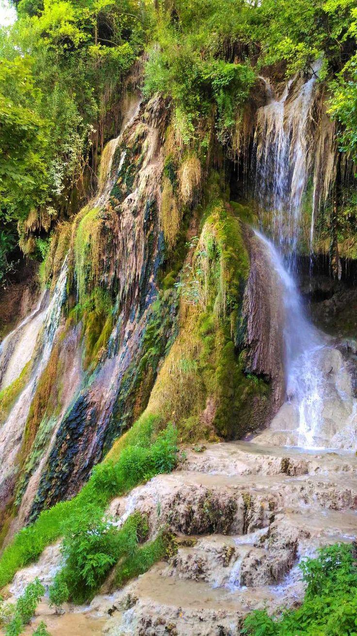 Romania - Clocota Waterfall