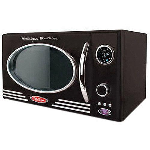 Love This 89 00 Nostalgia Electrics Retro Series Microwave Oven