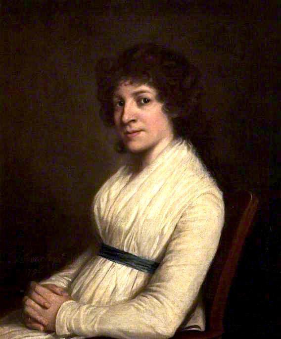 1796 The Athenaeum - Mrs Charles Davis, Grandmother of Major C. E. Davis (Thomas Beach - )