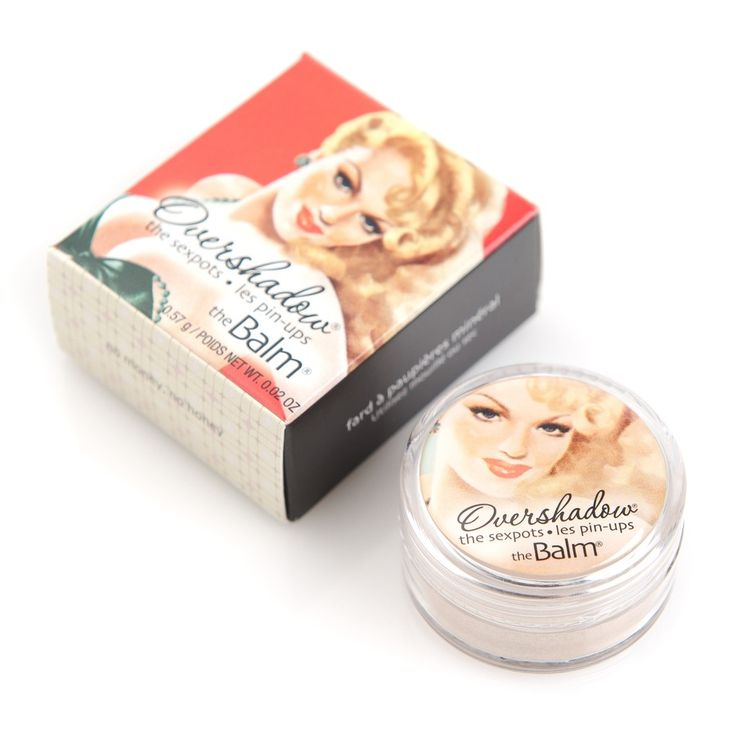 149 kr på blivakker.no - The Balm Overshadow No Money, No Honey Shimmering Gold