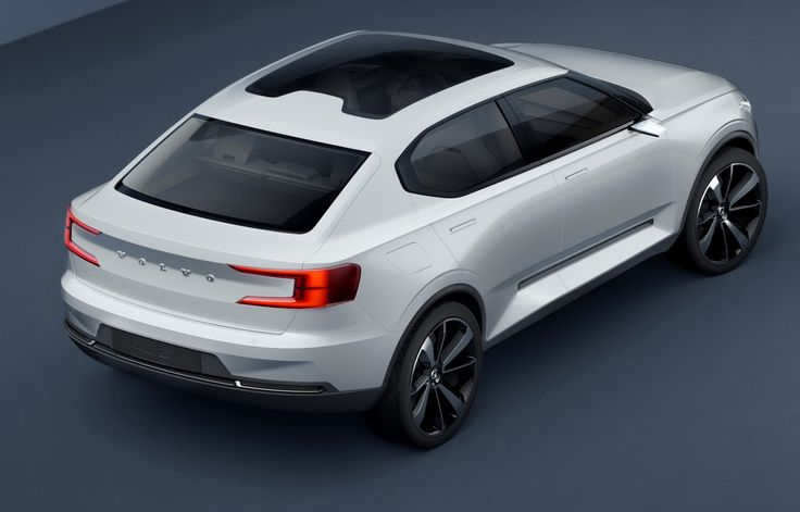 2017 Volvo XC40, S40 Previewed With New Concepts, With Promise Of Pure EV