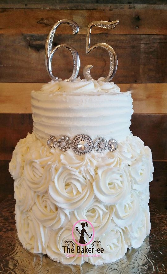 Cake Design Anniversary : Best 20+ Wedding anniversary cakes ideas on Pinterest
