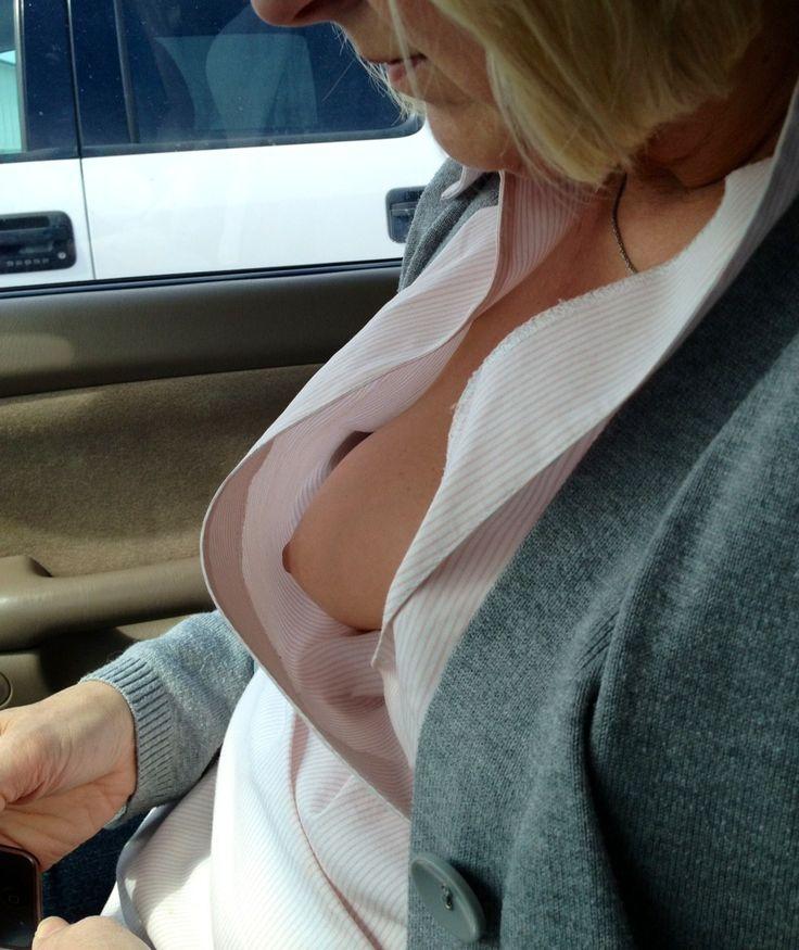 Situation love voyeur up blouse what happens