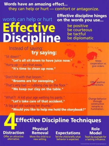 discipline effective discipline Effective discipline helps managers learn effective techniques for addressing problem behavior using communication skills, the manager works to preserve the.