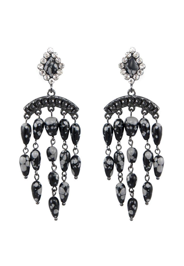 Didi Chandelier Earrings