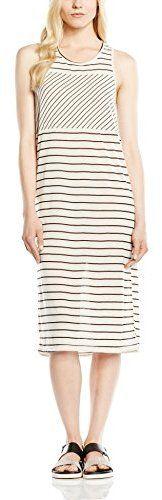 Vila Women's Trille Striped Sleeveless Dress