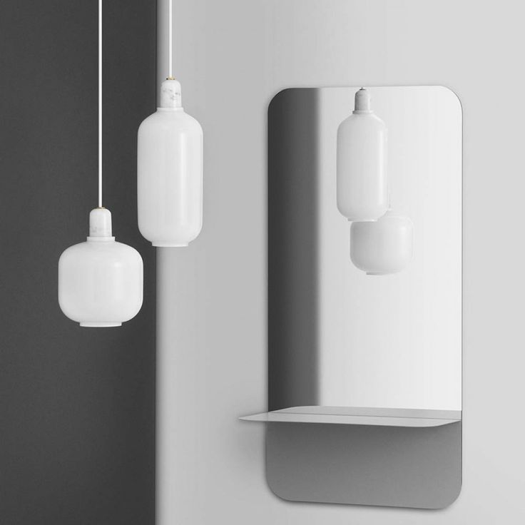 Designstuff is a proud stockist of the new release Amp glass pendant lamp in white marble by Normann Copenhagen, Denmark. In Stock, Free Shipping!