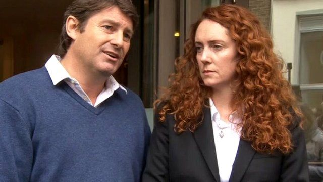 Rebekah Brooks anger over charge in phone-hacking probe