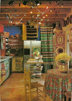I love mexican decor!!!