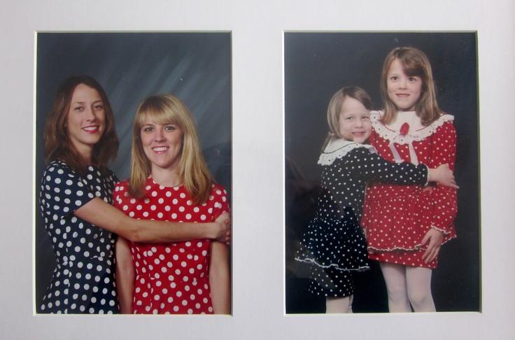 Family photo recreation!