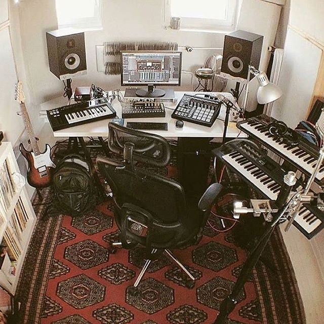 Studio Feature of the day goes out to @orkiestrau
