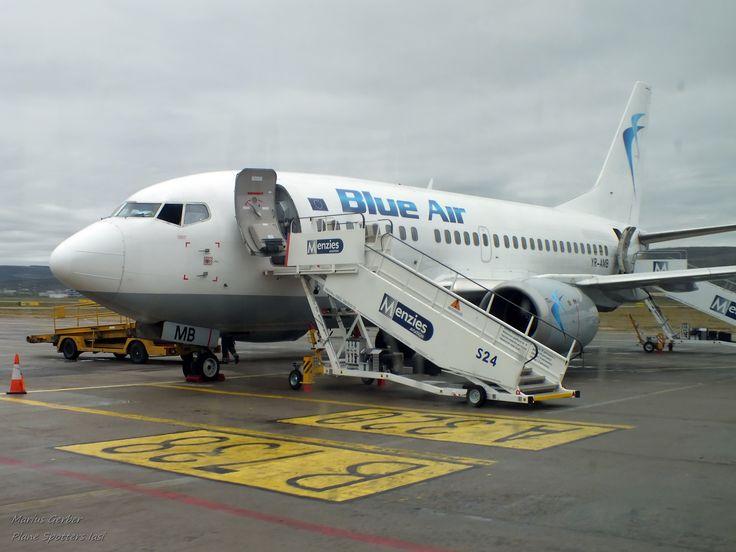 Constanța – Paris cu Blue Air, din 29 aprilie 2017