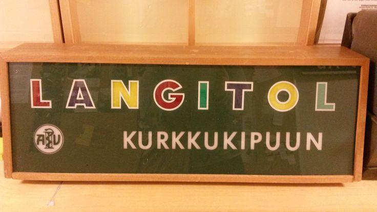 #västranylandslandskapsmuseum #EKTAMuseumcenter #Langitol