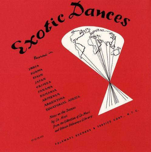 Exotic Dances [CD]