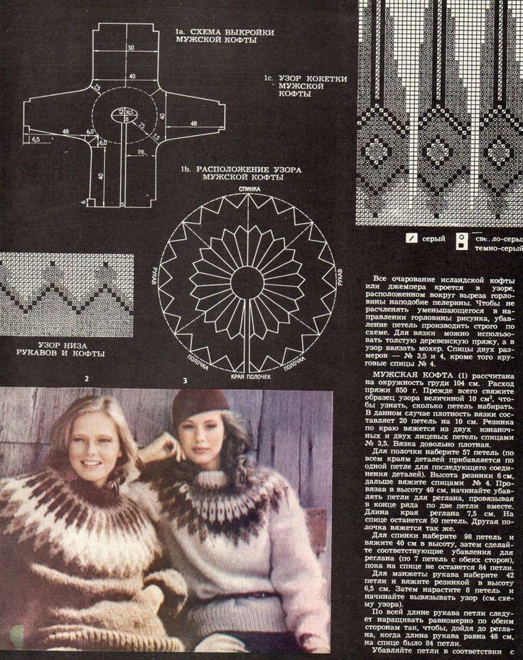 Исландский свитер4