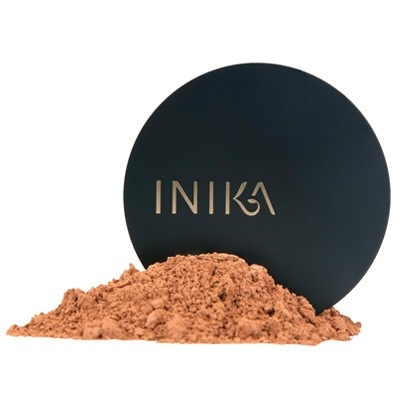 Achieve GLOWING skin and maintain a natural summer glow with Inika Cosmetics Mineral Bronzer. Available in four warming shades, to provide an instant, natural & truly sunkissed glow to your complexion. Shade & contour your facial features or simply dust all over your face, neck & décolletage. Can be used over foundation or on its own!