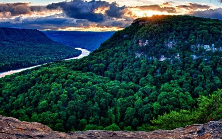 Tennessee River Gorge | Tennessee Vacation