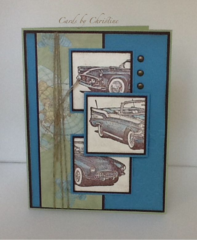 494 best stamping ideas masculine cards images on pinterest male stampin up classic convertibles mens cardsboy cardsgreeting cardsmasculine birthday bookmarktalkfo Choice Image