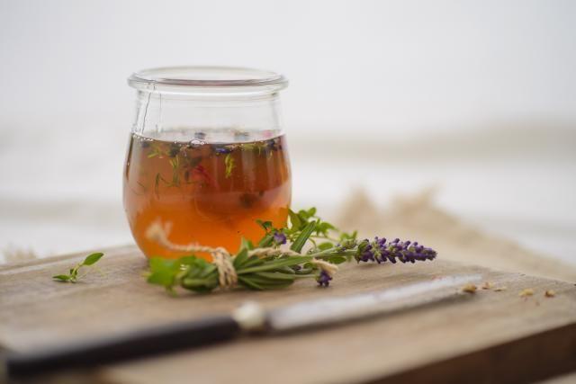 Rezept Blüten-Aufstrich, fructosearm