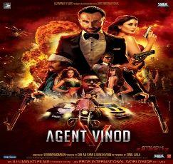 Agent Vinod Afsomali