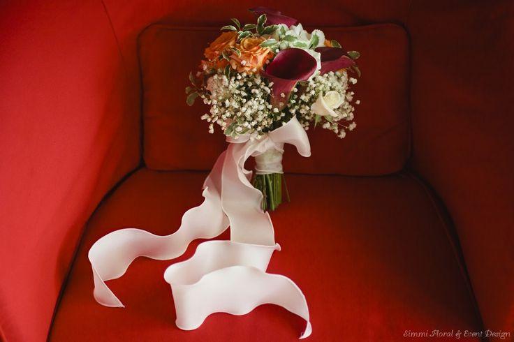 bouquet di fiori per matrimonio torino