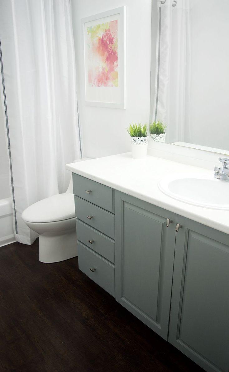 13 Easy DIY Bathroom Updates To Try