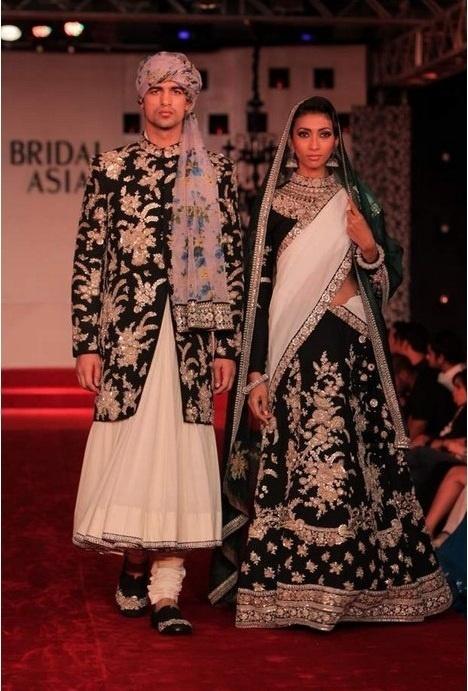 Bridal Asia 2011 - Ravaghendra Rathore and Sabyasachee Mukherjee