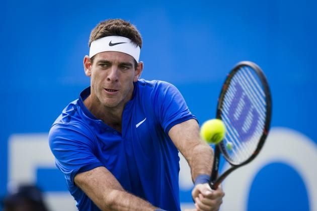 AEGON Championships 2016 Results: Wednesday Tennis Scores, Latest Schedule