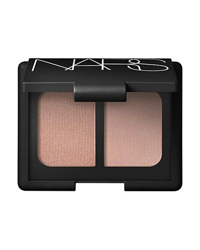 What's better than one NARS shadow? Two—especially when the colors are flattering but also light enough to look like you aren't wearing much makeup at all.  Duo Eyeshadow in All About Eve, $35; amazon.com.