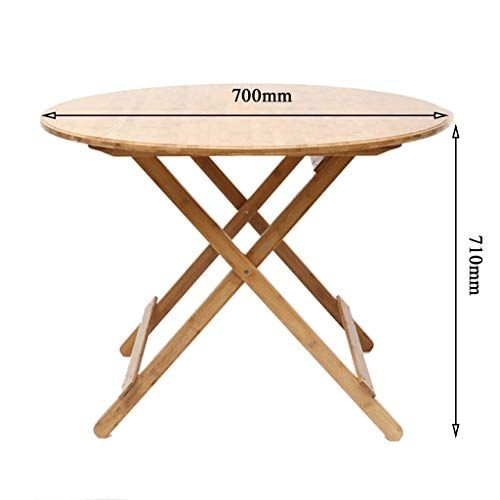 Japanese Wood Portable Floor Chair And Desk Dining Room