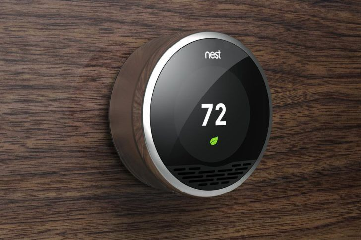 If you've had your eye on a Nest thermostat, but couldn't pull the trigger because of the price, then this Bloomberg report might be of interest to you. Supposedly, a cheaper, sub-$200 thermostat is in the works and it could launch next year. Bloomberg's source also indicates some other new #A, #And, #Bloomberg, #Cheaper, #Home, #Is, #Nest, #New, #On, #Products, #Says, #Security, #Some, #That, #Thermostat, #Working
