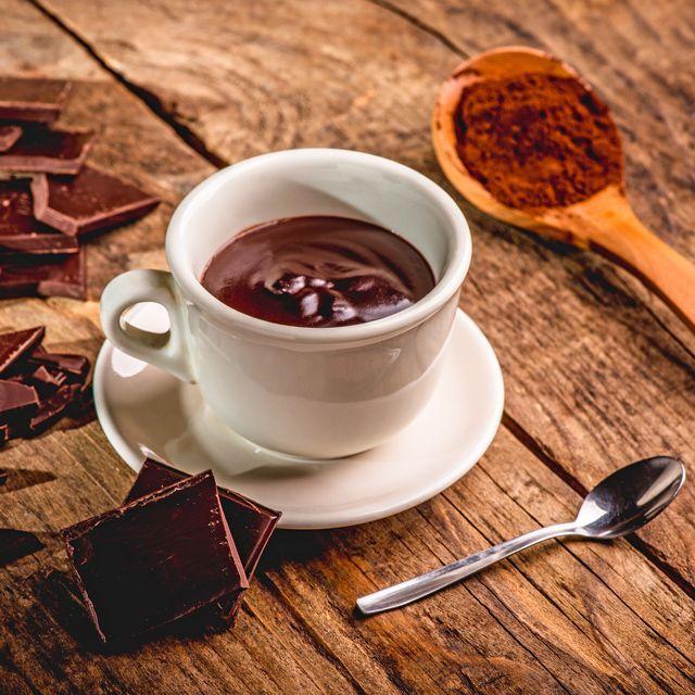 Chocolate A La Taza Vegano Chocolate A La Taza Recetas De