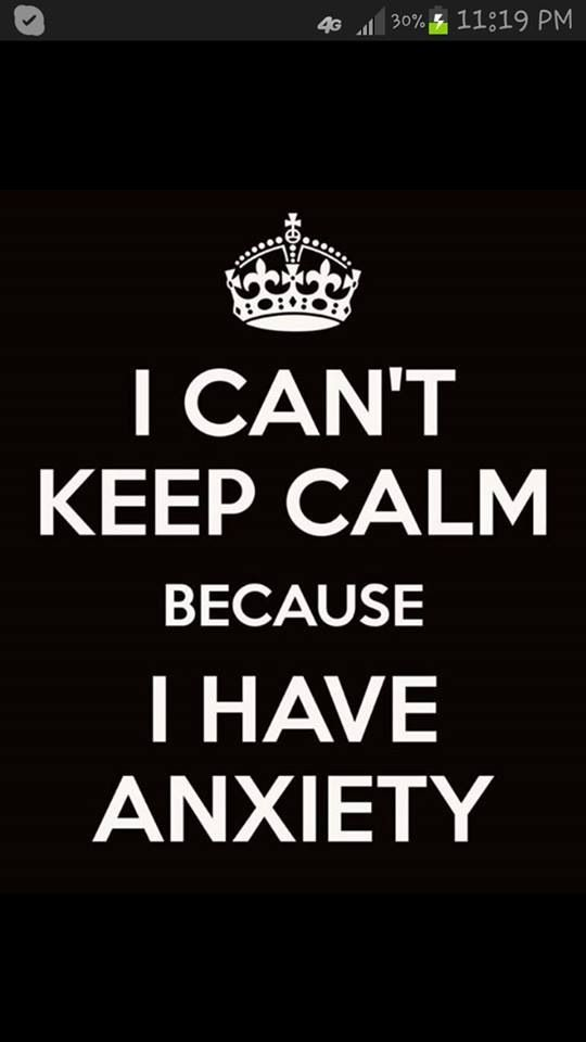 I have Generalized Anxiety Disorder. I would really love to understand more about myself and how anxiety affects my brain psychologically.