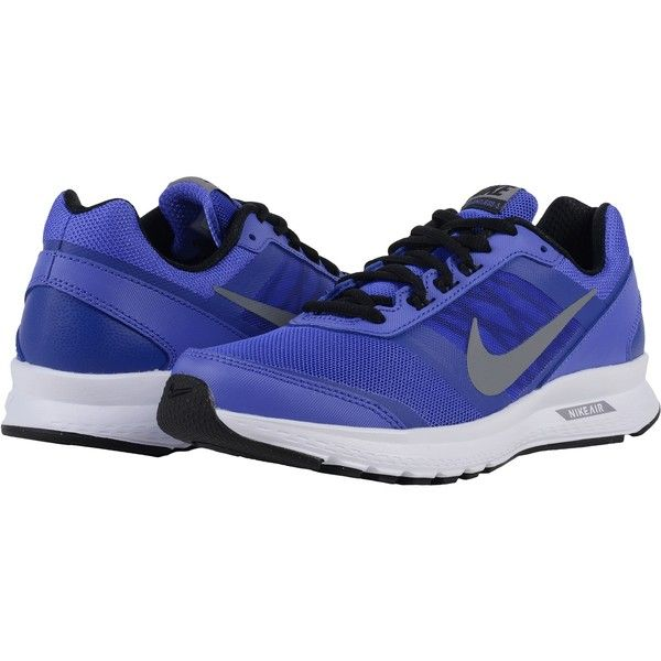 Nike Air Relentless 6 Blue/Black/Ora<wbr/>nge Men&#039;s Running Trainers Shoes UK 12