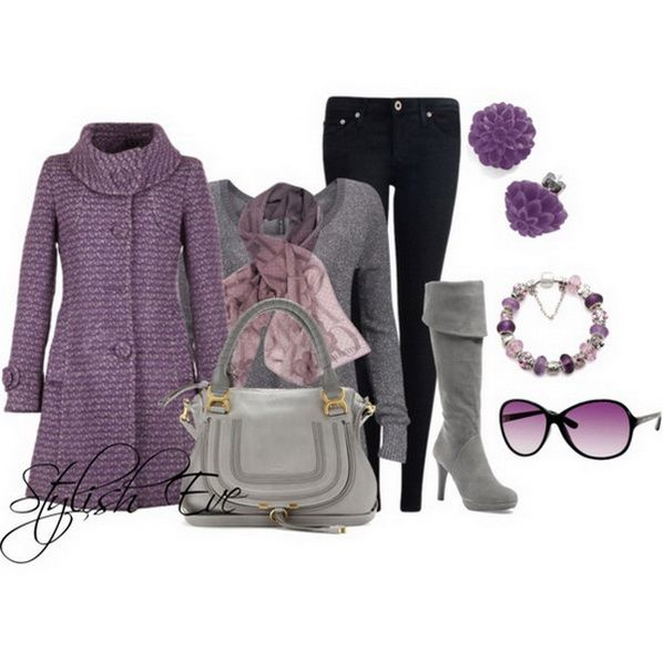 Winter-2013-Outfits-for-Women-by-Stylish-Eve_03    http://www.stylisheve.com/winter-2013-outfits-for-women-by-stylish-eve/#