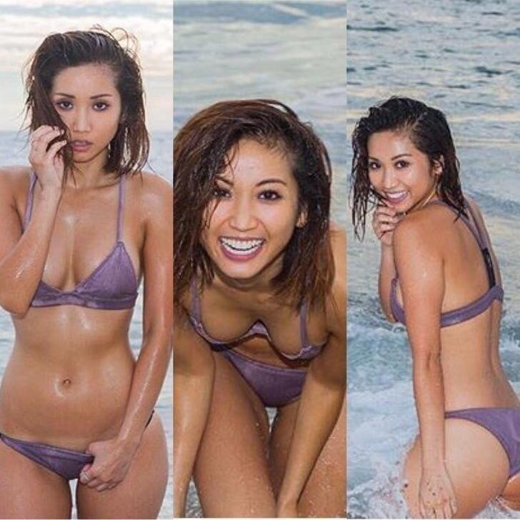 Brenda song bikini pictures