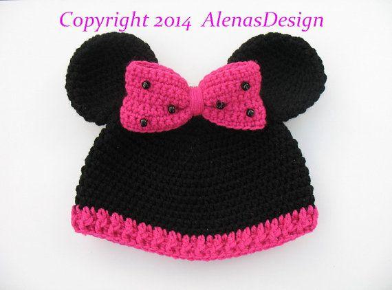 Crochet Pattern 100  Crochet Hat Pattern for par AlenasDesign