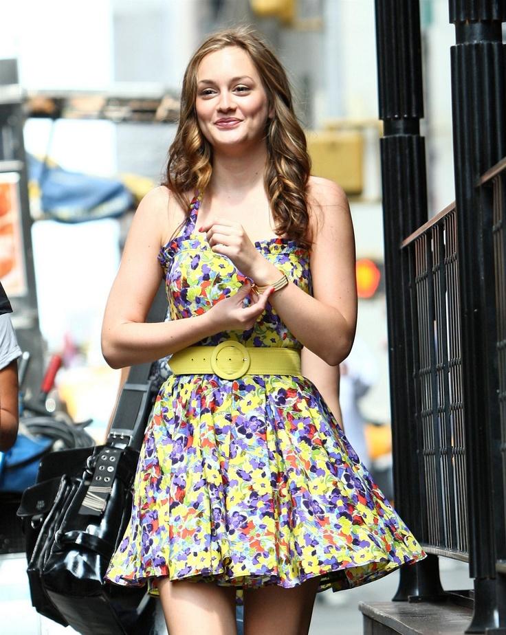 Fashion Gossip Seeing Stars This Fall Dolce Gabbana: Gossip Girl 3x01 Reversals Of Fortune #GossipGirl