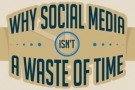 Deny the naysayers! Cool statisitcs to back up the argument that Social media ISN'T a waste of time!