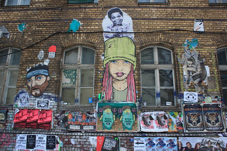 El Bocho in Berlin #streetart http://www.iletaitunefaim.com/ultimate-expedition-voyage-berlin/