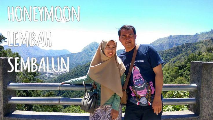 Honeymoon Romantis Lembah Sembalun (Video)