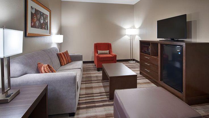 Hotel Motel Inn Washington Missouri Bestwestern Guestroom