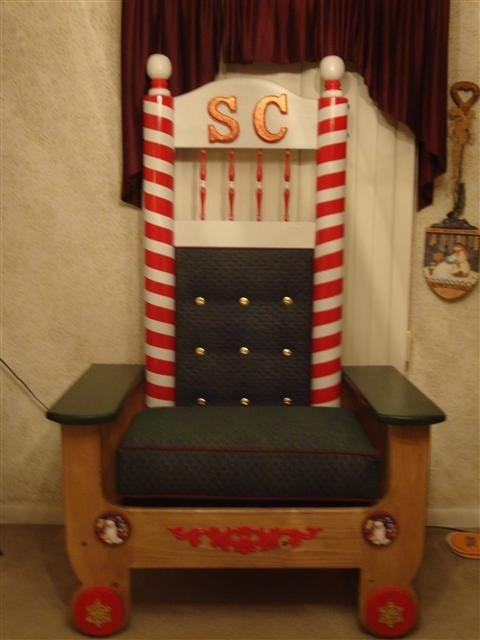Images about the throne of santa claus on pinterest