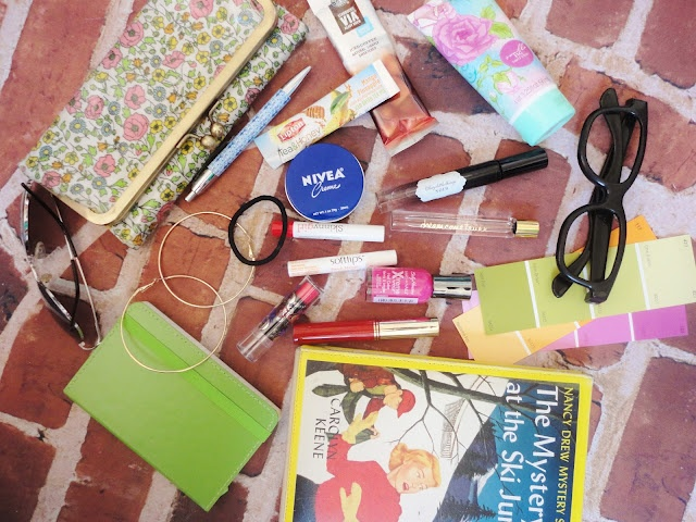 Exclusive Insider: What's in my purse?