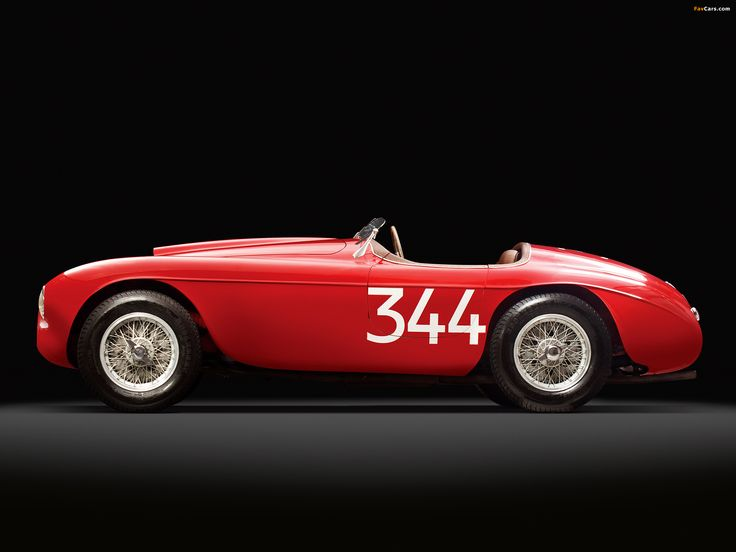 Ferrari 166 MM Touring Barchetta 1948–50