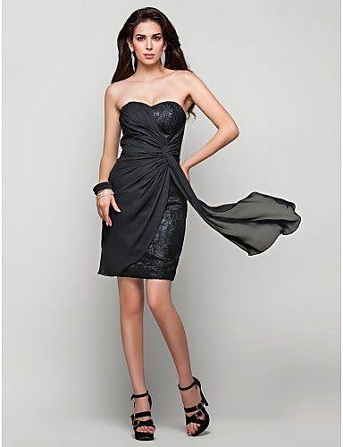 Deslumbrantes vestidos de fiesta con encajes | Tendencias