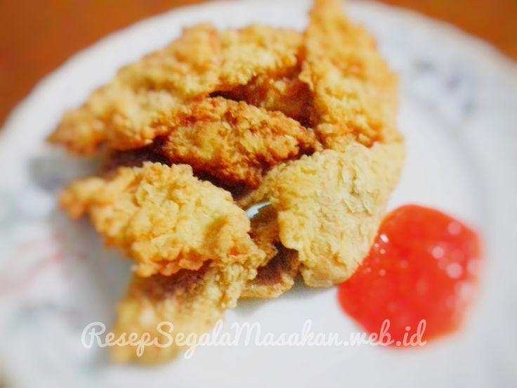 Resep Masak Telur Dadar Crispy