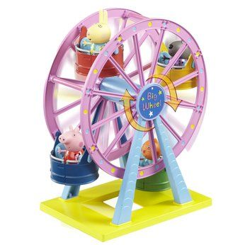 Peppa Pig Big Wheel - Toys R Us - Britain's greatest toy store